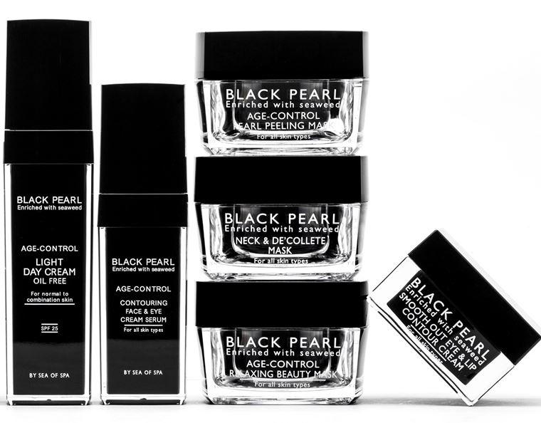 Израильская косметика: лучшие бренды - Black Pearl