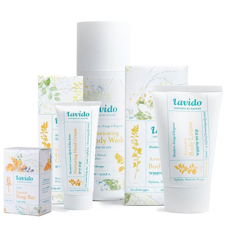 Израильская косметика: лучшие бренды - Lavido