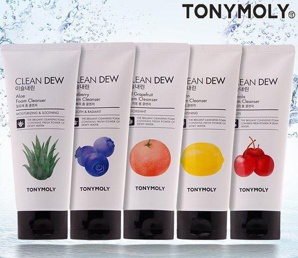 Корейская косметика: лучшие бренды - TONYMOLY