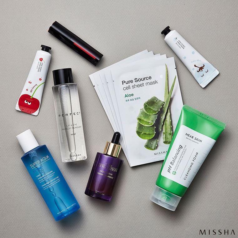 Корейская косметика: лучшие бренды - Missha