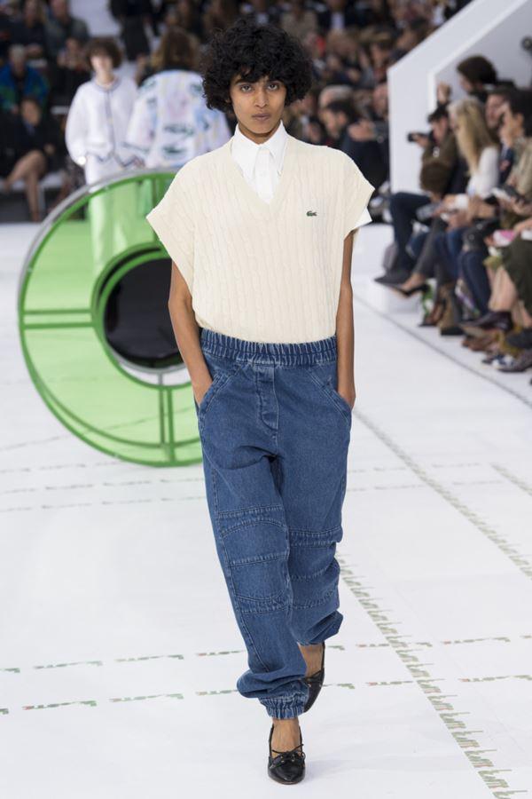 Женские джинсы весна-лето 2018 - Удобные повседневные джинсы на резинке