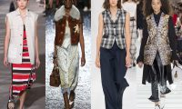 Модные женские жилеты весна-лето 2018