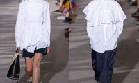 Женские блузки весна-лето 2018