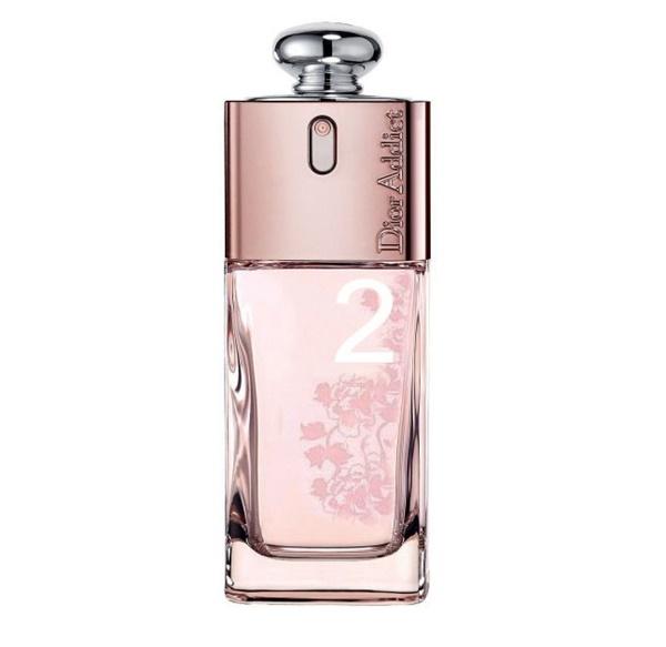 Духи с запахом пиона: лучшие ароматы - Dior Addict 2 Summer Peonies (Christian Dior)
