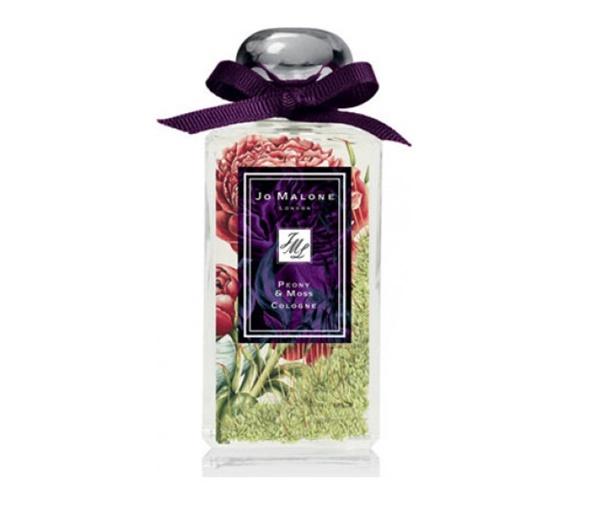 Духи с запахом пиона: лучшие ароматы - Peony & Moss (Jo Malone)