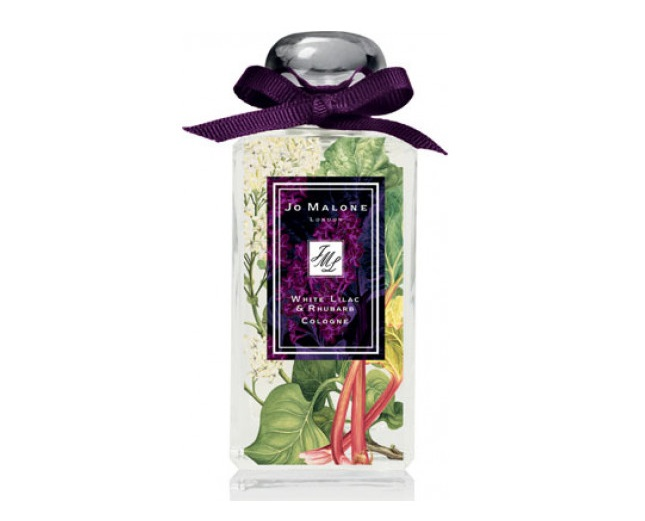Духи с запахом сирени - White Lilac & Rhubarb (Jo Malone): сирень и ревень