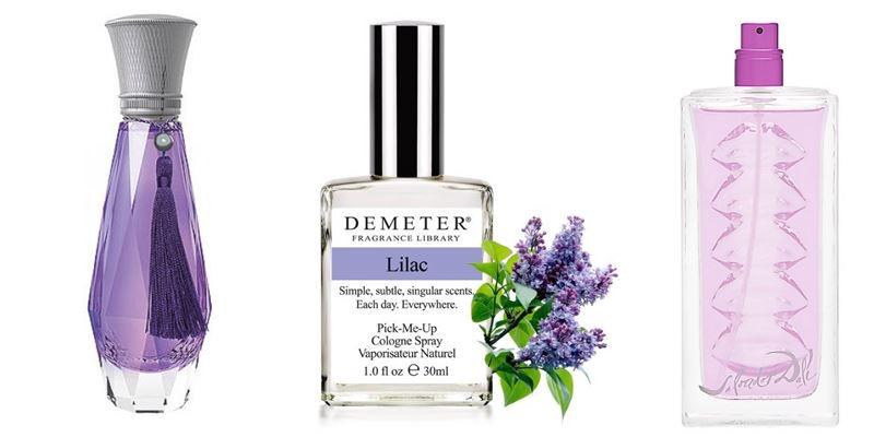 Духи с запахом сирени: 14 ароматов