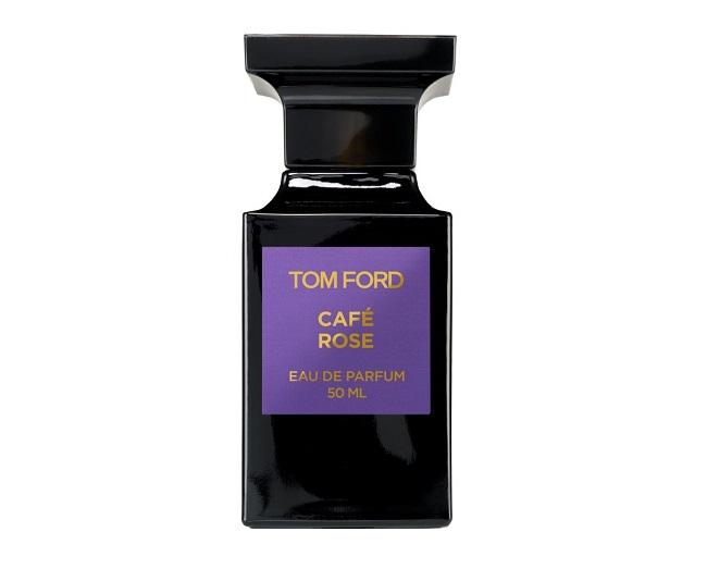 Духи с запахом розы: лучшие ароматы - CaféRose (Tom Ford): роза, кофе и шафран