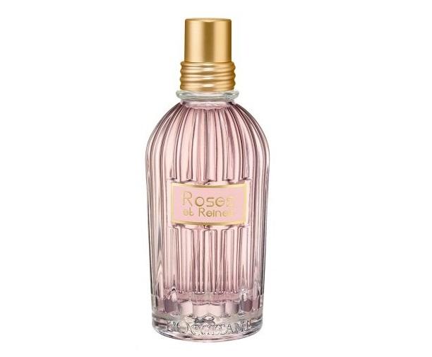 Духи с запахом розы: лучшие ароматы - Roses et Reines (L'Occitane en Provence): роза, ягоды, мускус
