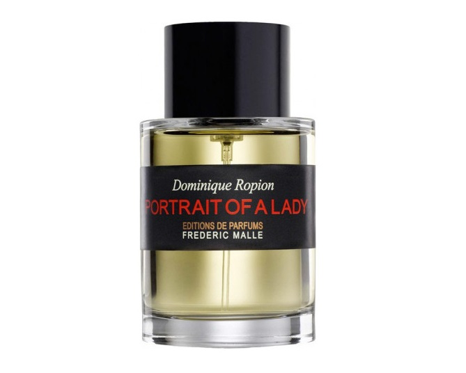 Духи с запахом розы: лучшие ароматы - Portrait of a Lady (Frederic Malle): роза, пачули, ладан