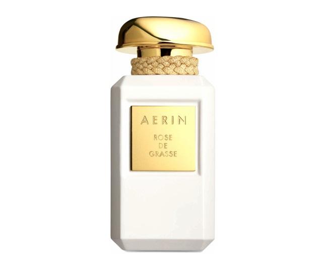 Духи с запахом розы: лучшие ароматы - Rose de Grasse (Aerin Lauder): роза и мускус