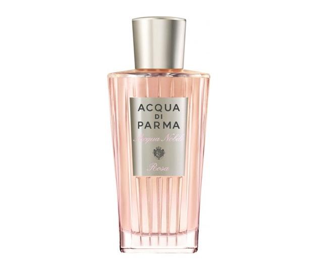 Духи с запахом розы: лучшие ароматы - Acqua Nobile Rosa (Acqua di Parma): роза и мускус