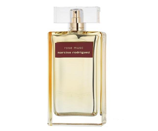 Духи с запахом розы: лучшие ароматы - Rose Musc (Narciso Rodriguez): роза, мускус, древесные ноты