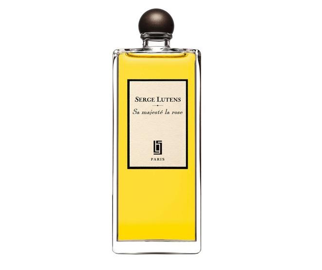 Духи с запахом розы: лучшие ароматы - Sa Majesté la Rose (Serge Lutens): роза, мёд, мускус