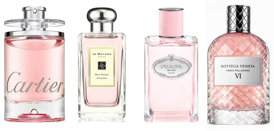 Духи с запахом розы: лучшие ароматы