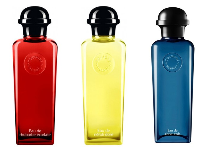 Коллекция Hermès Cologne Collection 2016-2018
