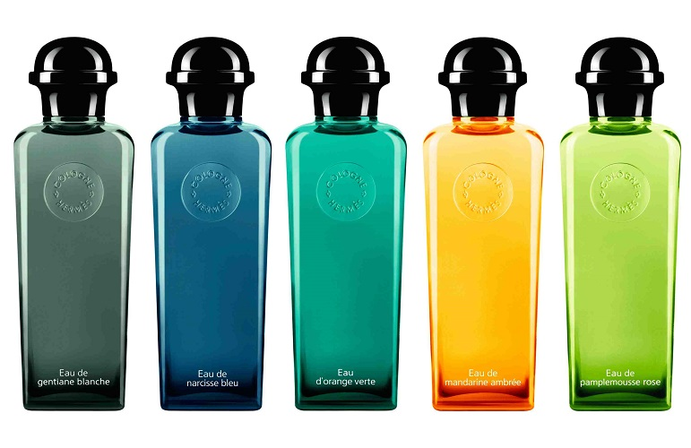Коллекция Hermès Cologne Collection