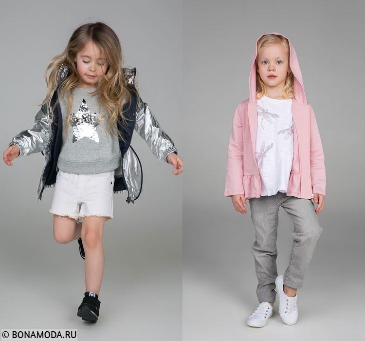 Детская коллекция BAON весна-лето 2018 - Летние образы для девочек