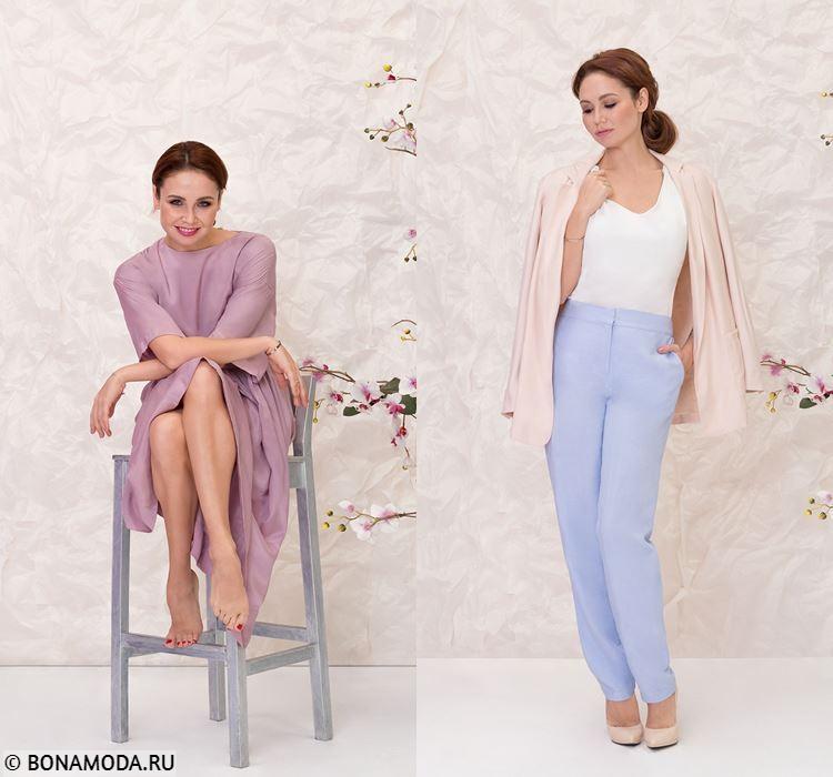 Женская коллекция BAON весна-лето 2018 - Наряды в модных пастельных тонах