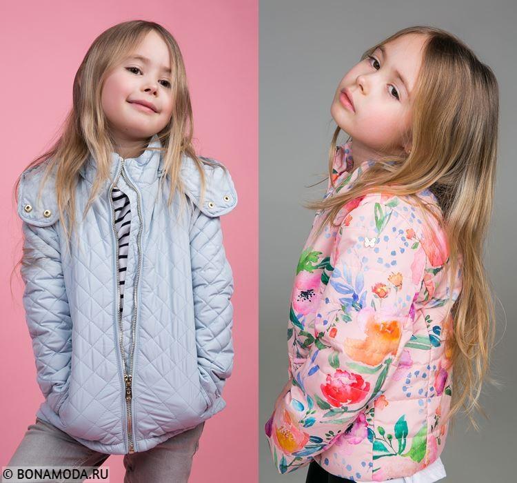Детская коллекция BAON весна-лето 2018 - Весенние куртки для девочек