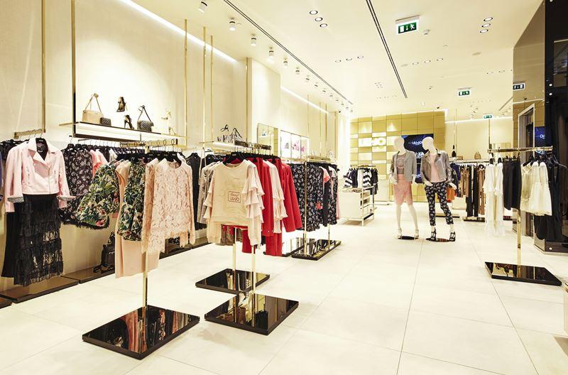 Liu Jo открывает бутик в Москве (ТЦ «Атриум»)