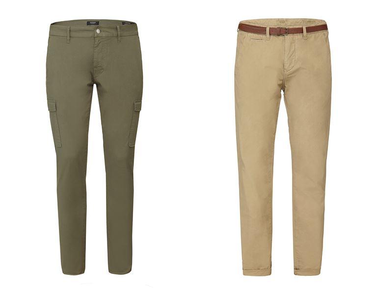 Мужская коллекция Guess Jeans весна-лето 2018 - брюки сафари