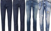 Мужская коллекция Guess Jeans весна-лето 2018