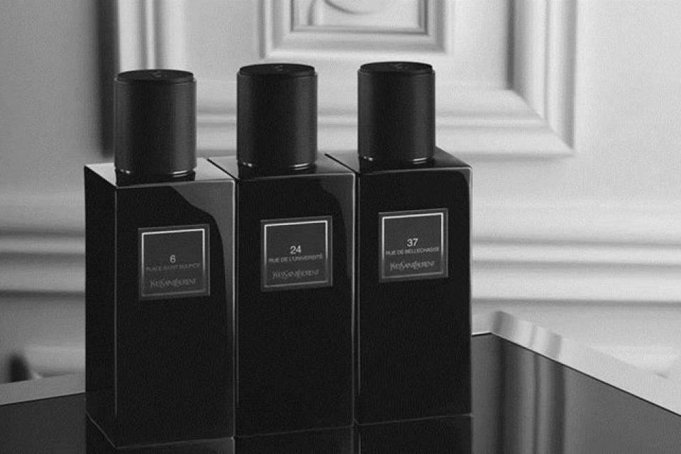 Новые ароматы коллекции Vestiaire des Parfums от Yves Saint Laurent