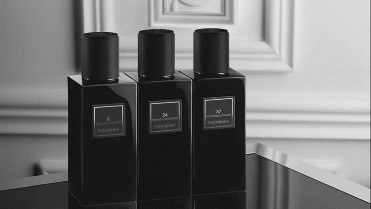 Новые ароматы коллекции Vestiaire des Parfums от YSL