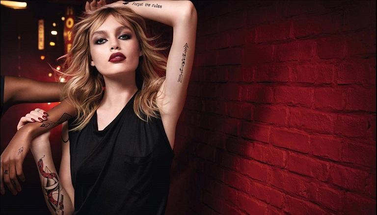 YSL Tatouage Couture - революция макияжа для губ