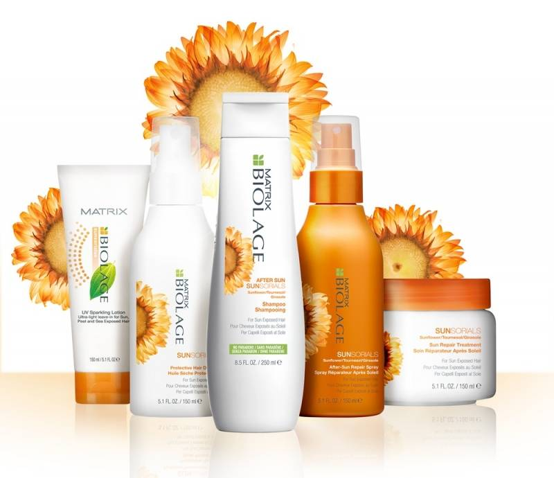Sunsorials – солнцезащитная гамма для волос от Biolage