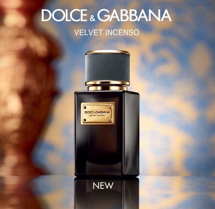 Velvet Incenso – восточный мужской аромат Dolce&Gabbana 2018