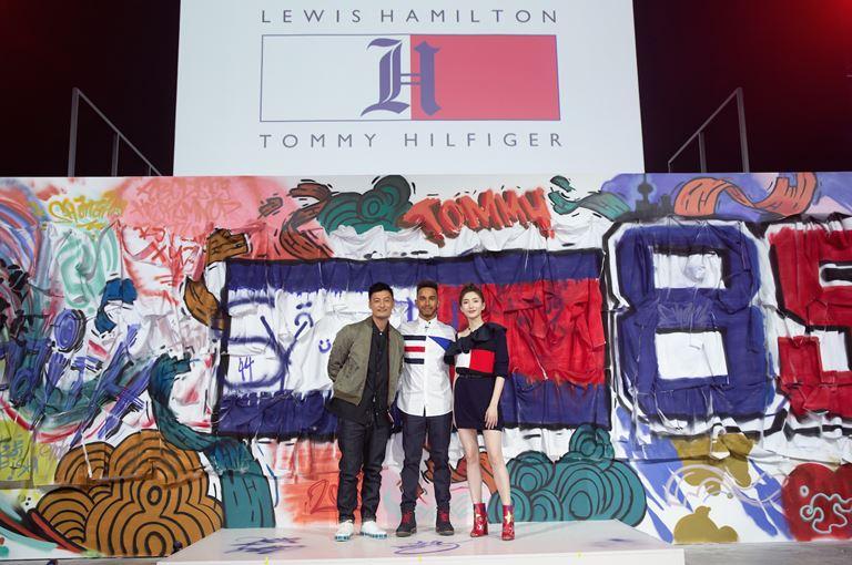 Льюис Хэмилтон в сотрудничестве с Tommy Hilfiger создаст коллекцию Tommy X Lewis