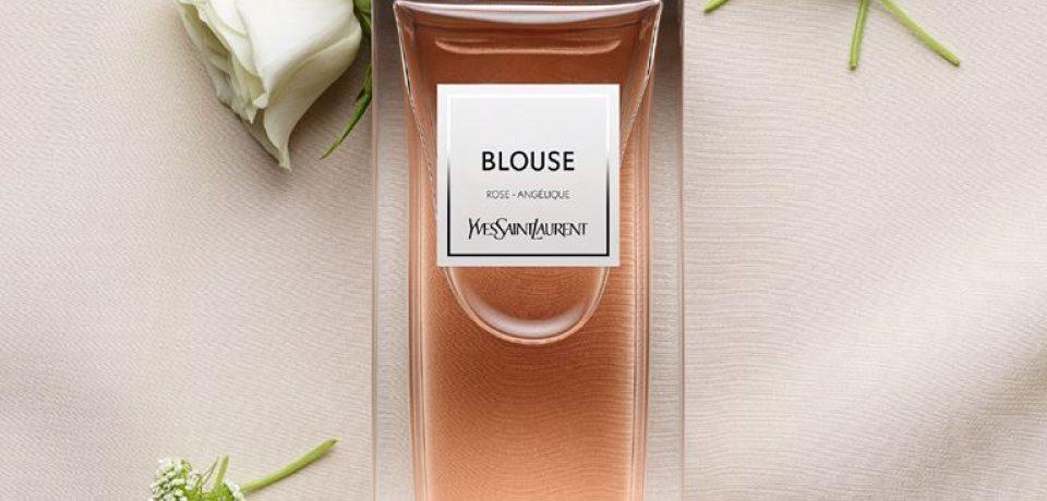 Blouse – новый аромат Yves Saint Laurent из коллекции Le Vestiaire des Parfums