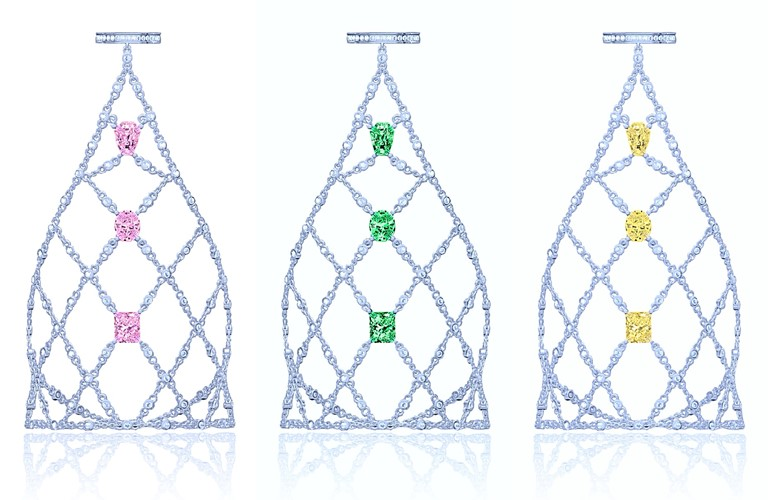Ювелирный бренд KoJewelry - коллекция 2018-2019 - украшения с цветными камнями и кружевным дизайном