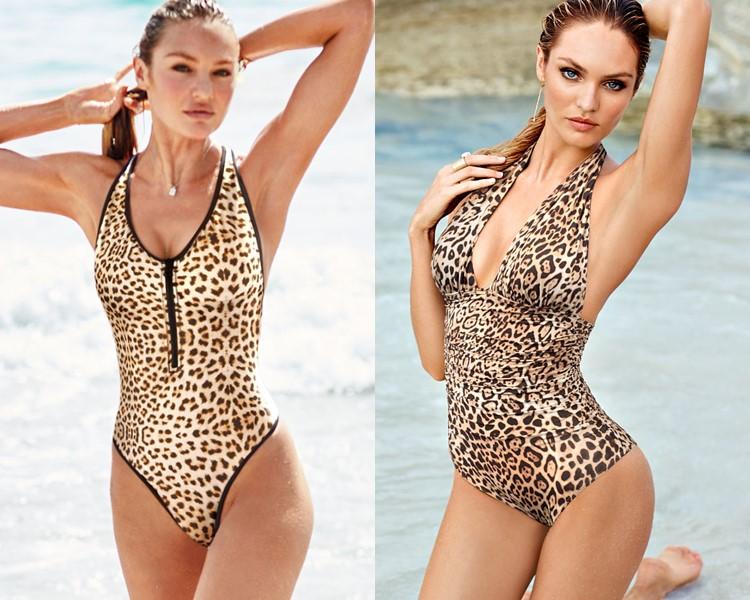 Звёзды в леопардовых купальниках - Кэндис Свейнпоул