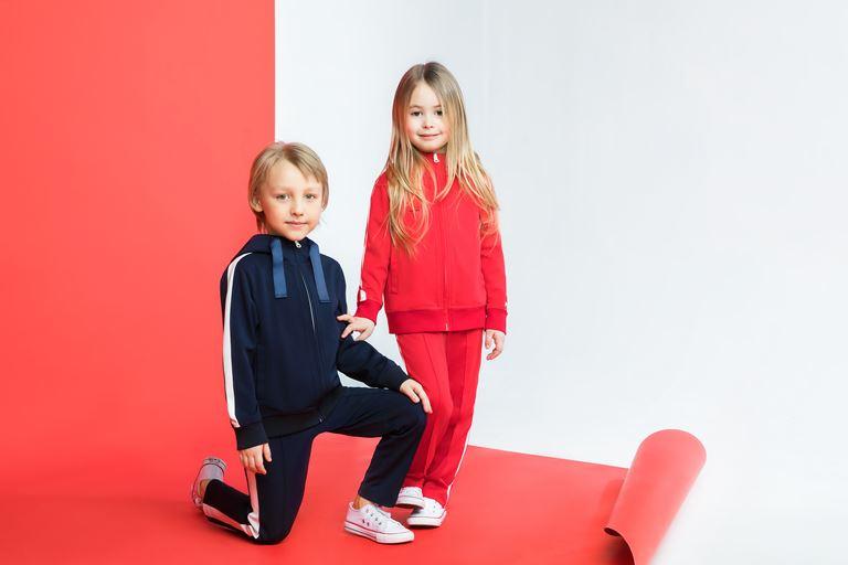 Коллекция BAON by Liasan Utiasheva весна-лето 2018 - детская одежда