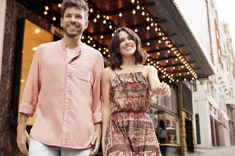 Макарена Гарсия и Пабло Лопес представили летнюю кампанию Springfield