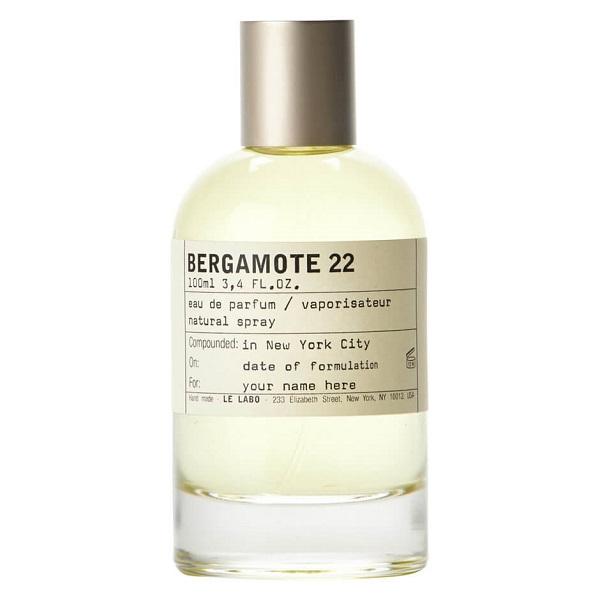 Духи с запахом бергамота - Bergamote 22 (Le Labo)