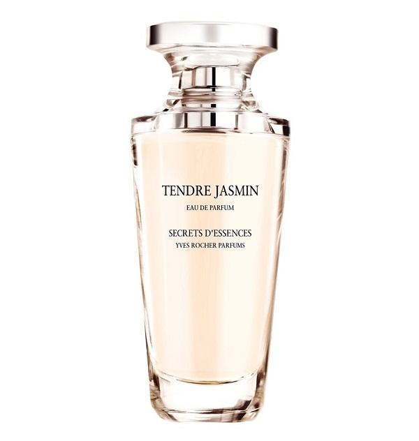 Духи с запахом жасмина - Tendre Jasmin (Yves Rocher)