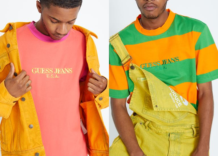 Guess Jeans - лимитированная коллекция «Farmers Market» - фото 5