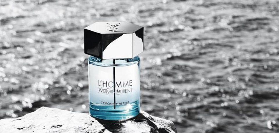 L'Homme Cologne Bleue – новый мужской аромат Yves Saint Laurent