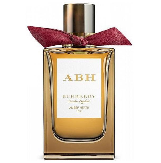 Женские духи с запахом амбры - Amber Heath (Burberry)