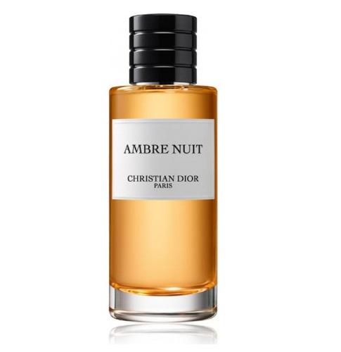 Женские духи с запахом амбры - Ambre Nuit (Christian Dior)
