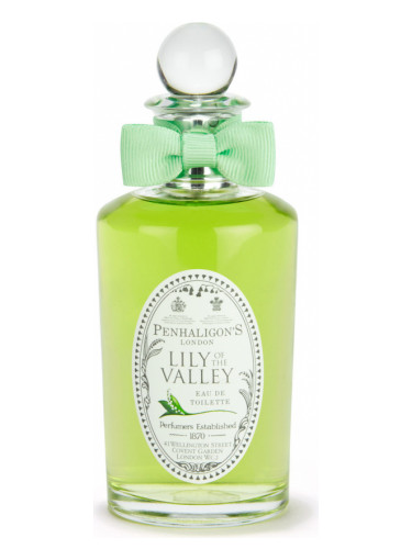 Духи с запахом ландыша: 15 женских ароматов - Lily Of The Valley (Penhaligon's)