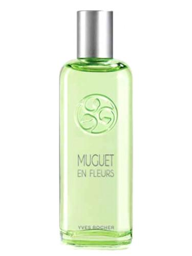 Духи с запахом ландыша: 15 женских ароматов - Muguet En Fleurs (Yves Rocher)