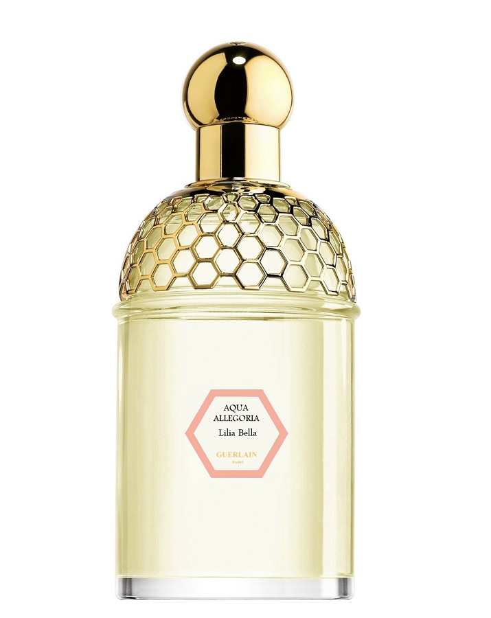 Духи с запахом ландыша: 15 женских ароматов - Aqua Allegoria Lilia Bella (Guerlain)
