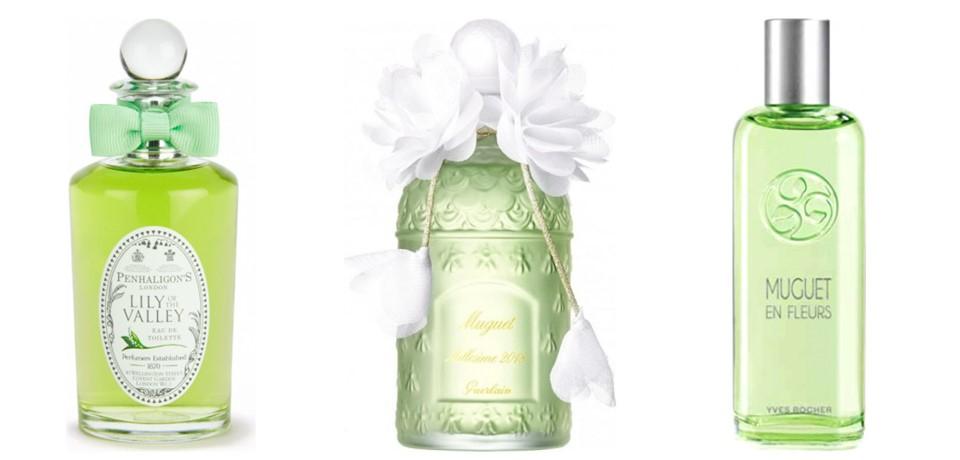 Духи с запахом ландыша: 15 женских ароматов