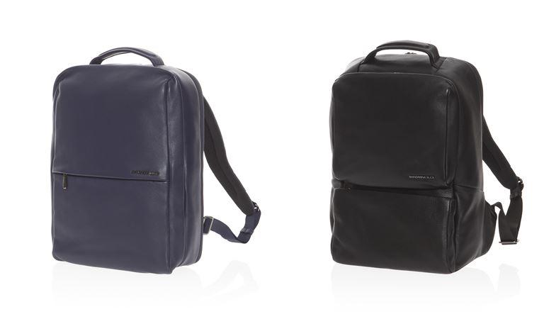 Коллекция сумок Mandarina Duck осень-зима 2018-2019 - кожаные рюкзаки Horizon