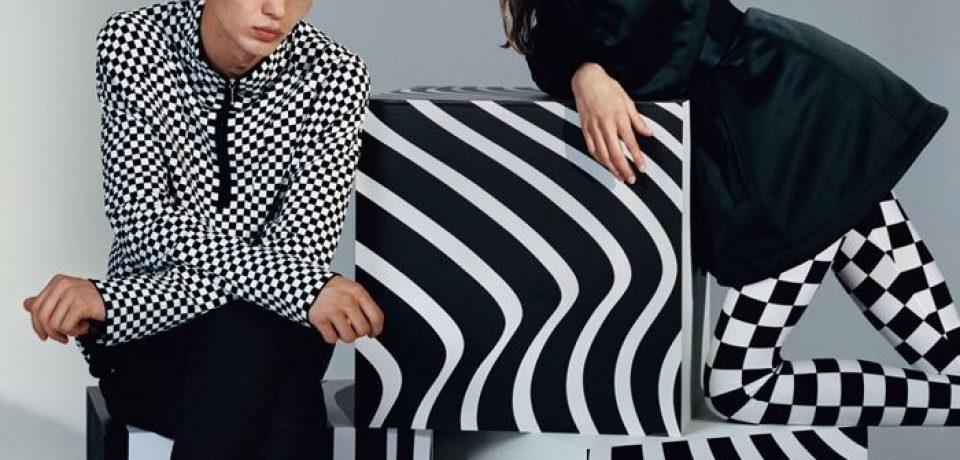 Рекламная кампания Versus Versace осень-зима 2018-2019